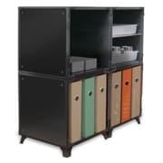 Yubecube YKA4002B Storage Cabinet, Black