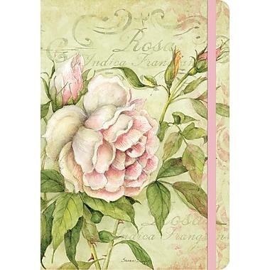 LANG Classic Journal, Rose, English