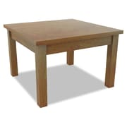 "Alera® Valencia Series 23 5/8"" Rectangle Occasional Table, Medium Cherry"