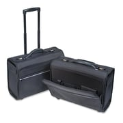 "Bond Street Nylon Computer/Catalog Case For 17"" Notebook, Black"
