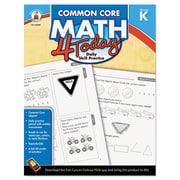 Carson-Dellosa Publishing™ Common Core 4 Today Workbook, Grade K