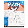 Carson-Dellosa Publishing™ Common Core 4 Today Workbook, Grade 1