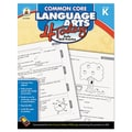 Carson-Dellosa Publishing™ Common Core Language Arts 4 Today Workbook, Grade K