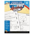 Carson-Dellosa Publishing™ Common Core Language Arts 4 Today Workbook, Grade K