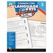 Carson-Dellosa Publishing™ Common Core Language Arts 4 Today Workbook, Grade 3