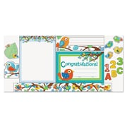 Carson-Dellosa Publishing™ Bulletin Board Set, BoHo Birds Alphabet