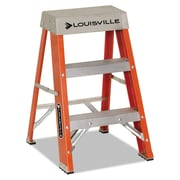 Louisville® 2 Step Heavy Duty Step Ladder, 300 lbs.