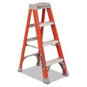 Louisville® 3 Step Heavy Duty Step Ladder, 300 lbs.