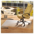 Floortex® ClearTex Advantagemat Phthalate Free PVC Chair Mat For Hard Floors, 53in. x 45in.