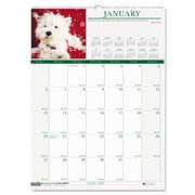 House of Doolittle 2015 Puppiess Monthly Wall Calendar