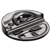 Jabra® Motion™ UC+ Monaural Behind-The-Ear Bluetooth Headset, Black/Gray