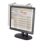 "Kantek Privacy Deluxe Filter For 19""-20"" Widescreen LCD Monitor, Silver"