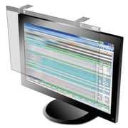 Kantek Privacy Deluxe Filter For 22 Widescreen LCD Monitor, Silver