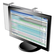 "Kantek Privacy Deluxe Filter For 24"" Widescreen LCD Monitor, Silver"
