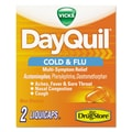 DayQuil® Daytime Cold & Flu Caplet, 20/Pack