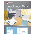 Maco® 250/Box 2in. x 3 1/2in. Microperforated Business Cards