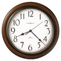 Howard Miller® 15 1/4in. Talon Wall Clock, Cherry
