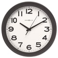 Howard Miller® 13 1/2in. Kenwick Wall Clock, Black