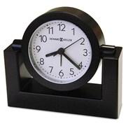 Howard Miller® 3 1/2 Tabletop Alarm Clock, Black