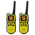 Motorola Talkabout® MS350R GMRS/FRS Two Way Radio, Black/Yellow