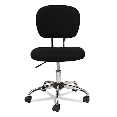 OIF MM Series Fabric Task Chair, Black OIFMM4917