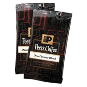 Peet's Coffee Decaffeinated - House Blend Coffee Portion Packs, 2.5 oz.