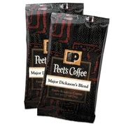 Peet's Coffee Major Dickason's Blend Coffee Portion Packs, 2.5 oz.