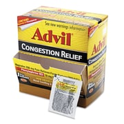 Advil® Congestion Relief Pills, 50/Box