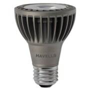 Havells 7 W PAR20 LED Light Bulbs, Gray Housing