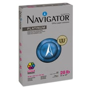 "Navigator® Silky Touch Platinum Paper, 11"" x 17"", 5/Pack"
