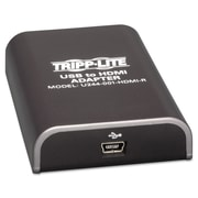 Tripp Lite USB 2.0 to HDMI Video Graphics Card Adapter, Black