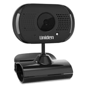 Uniden® UNDUDRC13 Digital Wireless Video Surveillance Camera, Black