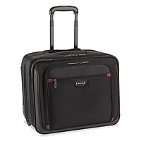 Solo Sterling Executive Rolling Computer Case for 16