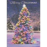 Christmas Cards, Christmas Tree, 12/Pack