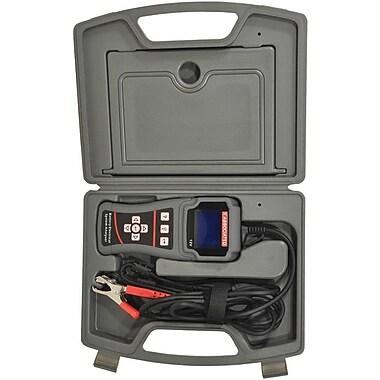 Associated 9 - 15 VDC Hand Held Digital Battery Tester with USB Port