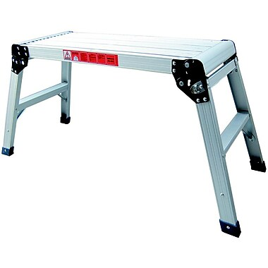 ATD® Heavy-Duty Folding Aluminum Platform
