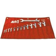 ATD® SAE Full Polish Angle Wrench Set, 14-Piece