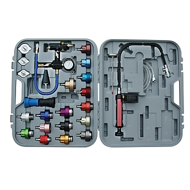 ATD® Master Cooling System Pressure Test and Refill Kit, 27-Piece