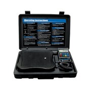 ATD® Heavy-Duty Electronic Refrigerant Charging Scale, 243 lbs.