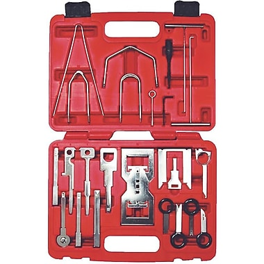 ATD® Radio Removal Tool Set, 46-Piece