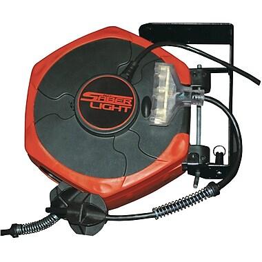 ATD® SABER® Professional 50' Clear Glow Tri-Tap Heavy-Duty Reel