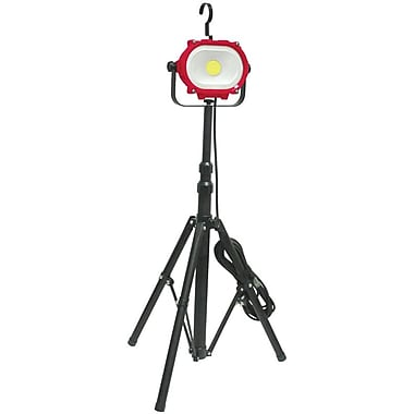 ATD® SABER® II 35 W COB LED Work Light with Telescopic Stand