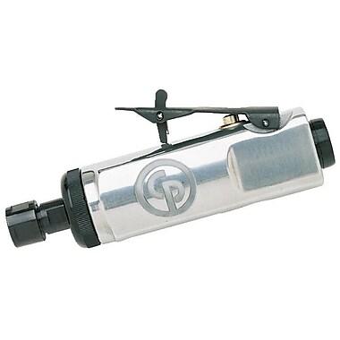 Chicago PneumaticMD – Meuleuse d'angle pneumatique 860 pour travaux lourds, 0,5 HP, 24 000 tr/min