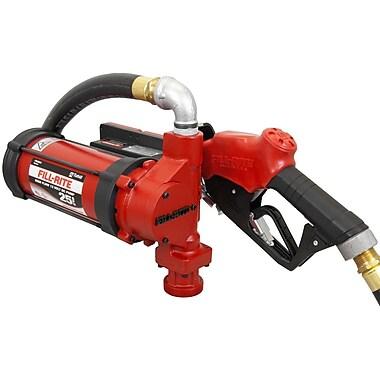Fillrite® FR3210B 12 VDC Ultra High Flow Fuel Transfer Pump with 18' Hose