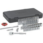 "GearWrench® 1/4"" Drive 6-Point Socket Set, 51-Piece"