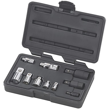 GearWrench® 10-Piece Universal Adapter Set, 10-Piece