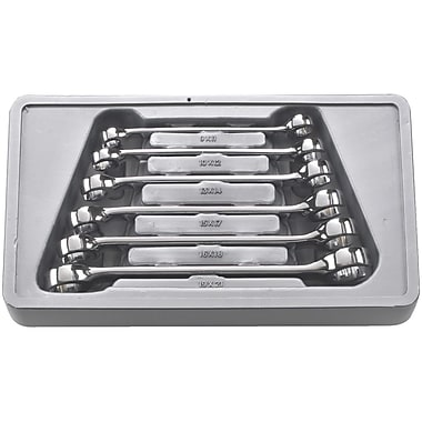 GearWrench® Metric Flare Nut Wrench Set, 6-Piece