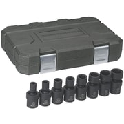 "GearWrench® 3/8"" Drive 6-Point SAE Impact Universal Socket Set, 8-Piece"