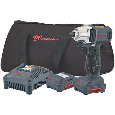 Ingersoll Rand® 12 V Square Drive Impact Tool Kit, 0.375