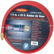 "Legacy™ Workforce® 1/2"" x 50' Air Hose, Red"